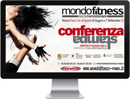 Media Partner Mondo Fitness 2011